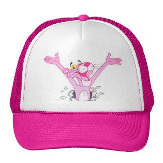 pink panther cap