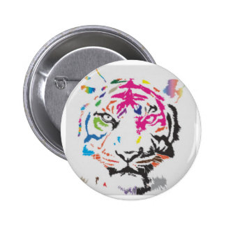 Pink Panther Madness 6 Cm Round Badge