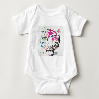 Pink Panther Madness Baby Bodysuit