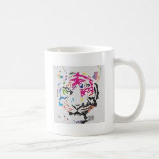 Pink Panther Madness Basic White Mug