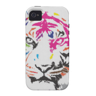 Pink Panther Madness iPhone 4 Cases