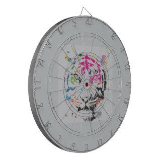 Pink Panther Madness ProfiledInk Dart Board