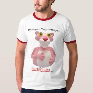 Pink Panther Tee shirts by CelebriDucks