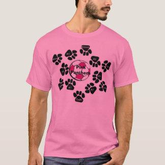 Pink Panthers Soccer Shirt