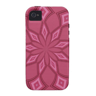 PINK PASSION VIBE iPhone 4 CASES