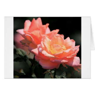 Pink Passion Greeting Card