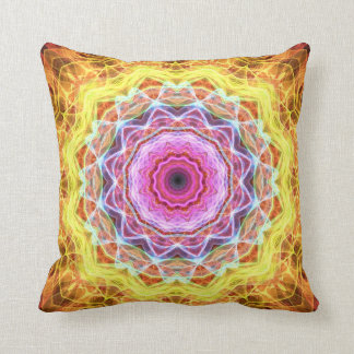 Pink Passion  kaleidoscope Cushion
