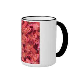 Pink Pattern. Coffee Mugs