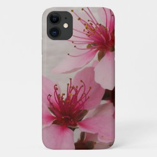 Pink Peach Blossom Phone Case