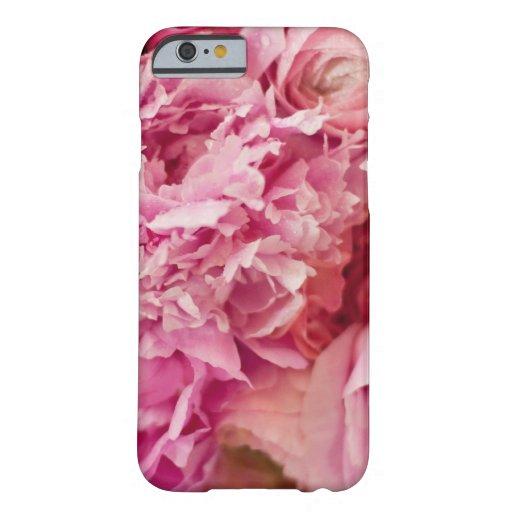 Pink Peony Case iPhone 6 Case