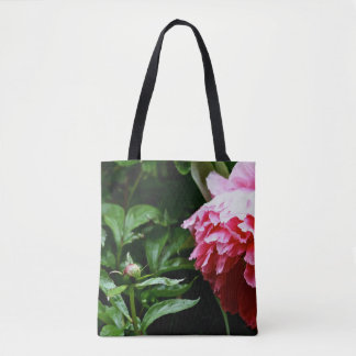 Pink Peony Flower....Source is within Tote Bag