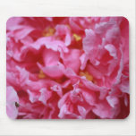 Pink Peony Mouse Pads