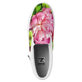 Pink Peony Shoes