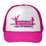 Pink personalised bachelorette party