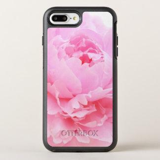 pink petals OtterBox symmetry iPhone 7 plus case