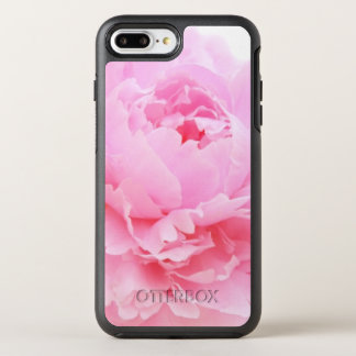 pink petals OtterBox symmetry iPhone 8 plus/7 plus case