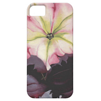 Pink Petunia iPhone 5 Covers