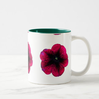 Pink Petunia Mug