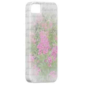 Pink Phlox Barely There iPhone 5 Case