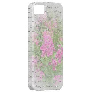 Pink Phlox iPhone 5 Case