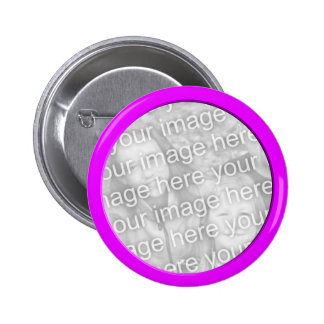 pink photo frame buttons