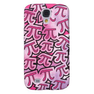 Pink Pi Social Galaxy S4 Cover