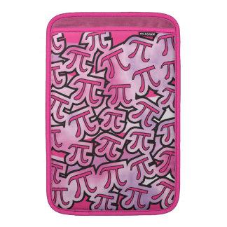 Pink Pi Social MacBook Air Sleeves