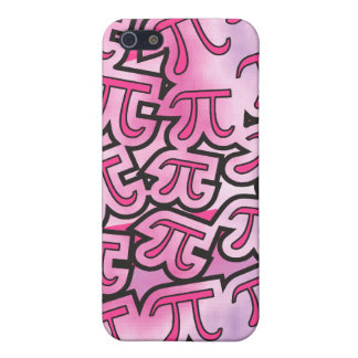 Pink Pi Social iPhone 5 Case