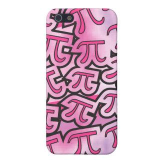 Pink Pi Social iPhone 5 Case