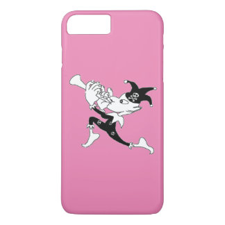 Pink Pied Piper iPhone 7 Plus Case