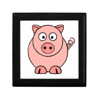Pink Pig Gift Box