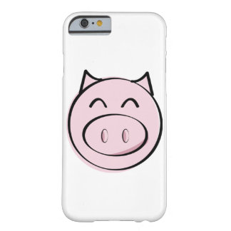 Pink Pig iPhone 6 Case