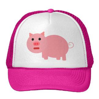 PINK PIG Trucker Hat