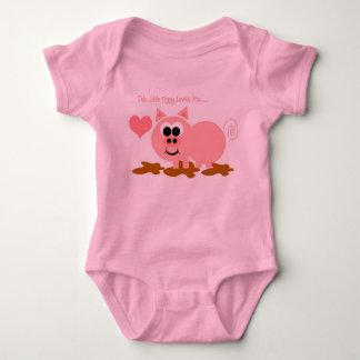 Pink Pig   Shirts