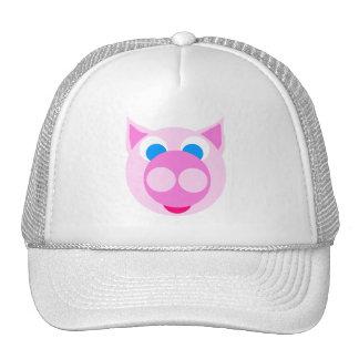 Pink Piggy Trucker Hats