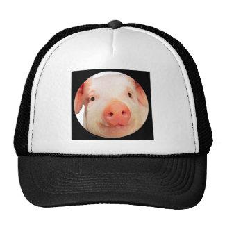 """Pink piglet"" Hat"