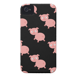 Pink Pigs iphone 4 barely there case