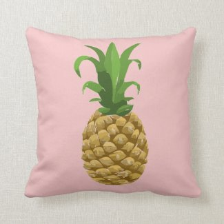 Pink Pineapple pillow