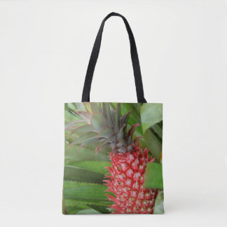Pink Pineapple Tote