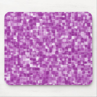 Pink pixels mouse mat