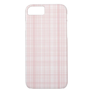 Pink Plaid Phone or Tablet Case