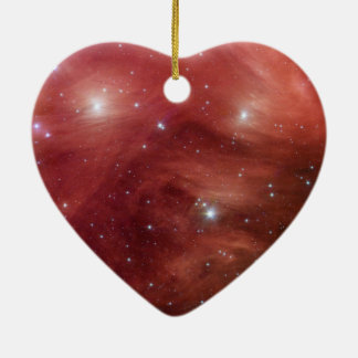 Pink Pleiades Infrared SSC2007 07b Christmas Ornament