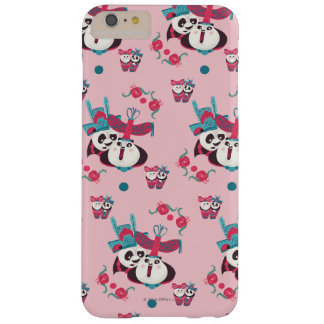 Pink Po and Mei Mei Pattern Barely There iPhone 6 Plus Case