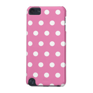 Pink Polka Dot iPod Touch 5G Cases