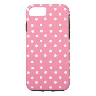 Pink Polka Dot Iphone Case