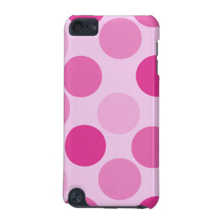 Pink Polka Dot iPod Touch Speck Case