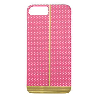 Pink Polka Dots iPhone 7 Case