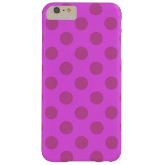 Pink Polka Dots Phone Case
