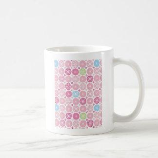 Pink polkaDots Mugs