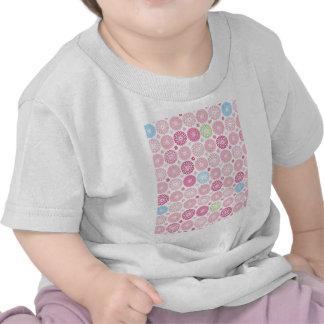 Pink polkaDots Tee Shirt